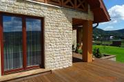 Zdjęcie do ogłoszenia: Kamień elewacyjny łupek cegła dekoracyjny na elewację styropian ocieplenie