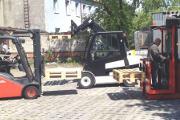 Zdjęcie do ogłoszenia: Uprawnienia IIWJO - wózki - wysokiego składowania - PIOTRKÓW, ŁÓDŹ