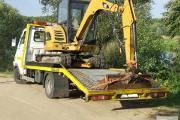 Zdjęcie do ogłoszenia: Transport maszyn rolniczych Mrozy/Cegłów przewóz laweta wyjazdy