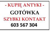Zdjęcie do ogłoszenia: KUPIĘ ANTYKI - za gotówkę - express kontakt - KUPUJĘ RÓŻNOŚCI - Milicz