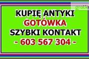 Zdjęcie do ogłoszenia: Z A D Z W O Ń - KUPIĘ ANTYKI / STAROCIE / DZIEŁA SZTUKI - PŁACĘ GOTÓWKĄ !