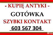 Zdjęcie do ogłoszenia: KUPIĘ ANTYKI / STAROCIE / DZIEŁA SZTUKI skup antyków GOTÓWKA i SZYBKI KONTAKT
