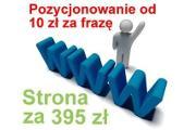 Zdjęcie do ogłoszenia: POZYCJONOWANIE stron Ostrołęka tworzenie stron WWW strony internetowe strona