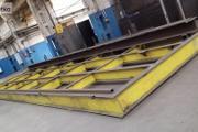 Zdjęcie do ogłoszenia: Konstrukcja stalowa, spawana 12,5m x 3,5m