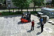 Zdjęcie do ogłoszenia: Uprawnienia na wózek widłowy. 356 zł. Piotrków Trybunalski, Sulejów. Egzamin UDT