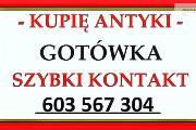 Zdjęcie do ogłoszenia: KUPIĘ ANTYKI - np.: po LIKWIDACJI NIERUCHOMOŚCI lub KOLEKCJI ANTYKÓW - Zadzwoń