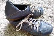 Zdjęcie do ogłoszenia: Buty skórzane Exclusive Roberto, rozm 36, kolor Niebieski