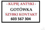 Zdjęcie do ogłoszenia: KUPIĘ ANTYKI / STAROCIE / DZIEŁA SZTUKI - Płacę, Dojeżdżam, Oborniki !
