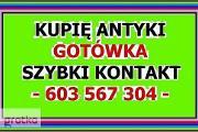 Zdjęcie do ogłoszenia: KUPIĘ ANTYKI / STAROCIE np.: po SPRZĄTANIU / LIKWIDACJI - DOMU, MIESZKANIA, WILLI ... GOTÓWKA - SZYBKI KONTAKT - 603 567 304