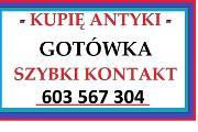 Zdjęcie do ogłoszenia: KUPIĘ ANTYKI / STAROCIE / DZIEŁA SZTUKI - PŁACĘ EXTRA GOTÓWKĄ!