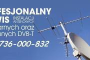 Zdjęcie do ogłoszenia: Montaż Serwis Naprawa Anten Satelitarnych i naziemnych Dvbt Strawczyn