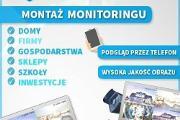 Zdjęcie do ogłoszenia: MONITORING domu / firmy - Montaż i dobór ! Kamery- darmowa wycena