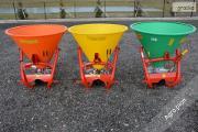 Zdjęcie do ogłoszenia: Lejek do nawozów Rozsiewacz 6 łopatek 300 l 400 l 500 litrów Transport