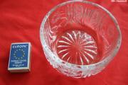 Zdjęcie do ogłoszenia: Misa miseczka kryształowa okrągła PRL kryształ