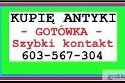 Zdjęcie do ogłoszenia: KUPIĘ ANTYKI / STAROCIE / DZIEŁA SZTUKI - GOTÓWKA - NAJLEPSZE CENY - ZADZWOŃ!