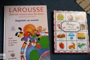 Zdjęcie do ogłoszenia: słownik angielski ilustrowany dla dzieci i księga słówek angielskich