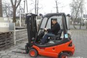 Zdjęcie do ogłoszenia: Szkolenia - kurs wózek widłowy. Łask, Łódź, Zgierz, Stryków, Rzgów.