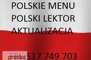 Zdjęcie do ogłoszenia: Polskie Menu Spolszczenie Audi Peugeot Citroen Opel Volkswagen Łódź