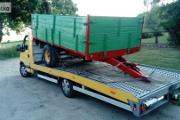 Zdjęcie do ogłoszenia: transport minikoparek Jeruzal 510-034-399