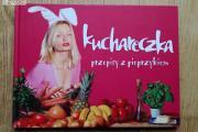 Zdjęcie do ogłoszenia: Książka kucharska: Kuchareczka przepisy z pieprzykiem. Ola Dembska