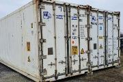 Zdjęcie do ogłoszenia: Wynajem Kontenerów chłodnia 40 HCRF - Agregat Carrier Thinline