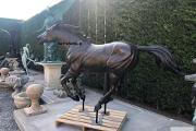 Zdjęcie do ogłoszenia: Koń Mustang z brązu , Koń z brązu 1:1
