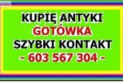 Zdjęcie do ogłoszenia: Z A D Z W O Ń - KUPIĘ ANTYKI / STAROCIE / DZIEŁA SZTUKI - KUPUJĘ za GOTÓWKĘ - 603 567 304 - GOtÓWKA!