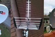 Zdjęcie do ogłoszenia: Montaż Anteny Satelitarnej Strojenie ustawienie Naprawa Instalacja Anteny Nowiny Sitkówka Słowik Kielce