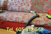 Zdjęcie do ogłoszenia: Karcher Przeźmierowo pranie dywanów wykładzin tapicerki ozonowanie