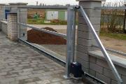 Zdjęcie do ogłoszenia: Automatyczna brama przesuwna z napędem BFT ULTRA DEIMOS A400 /montaż