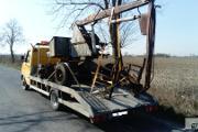 Zdjęcie do ogłoszenia: transport cyklopów Kałuszyn laweta przewóz cyklopów 510-034-399