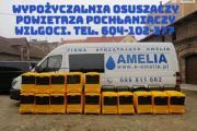 Zdjęcie do ogłoszenia: Osuszanie/wypożyczalnia osuszaczy powietrza Rejowiec