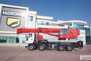 Zdjęcie do ogłoszenia: Dźwig mobilny HIDROKON HK 90 33 T3-30 ton