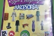 Zdjęcie do ogłoszenia: The Sims2 Szyk i elegancja Akcesoria