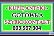 Zdjęcie do ogłoszenia: KUPIĘ ANTYKI / STAROCIE / DZIEŁA SZTUKI, PŁACĘ GOTÓWKĄ - D O J E Ż D Ż A M -