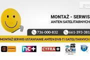 Zdjęcie do ogłoszenia: Montaż Serwis Naprawa Instalacja Anten Satelitarnych - naziemnych dvbt Rykoszyn
