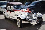 Zdjęcie do ogłoszenia: Zabytkowe Auto do ślubu RETRO samochód na wesele Kabriolet Alfa Romeo NESTOR BARON na ślub Limuzyny Wypożyczalnia samochodów ślubnych