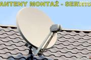 Zdjęcie do ogłoszenia: Montaż Serwis Instalacja Ustawianie Naprawa Anten Satelitarnych/DVB-t Daleszyce najtaniej