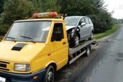 Zdjęcie do ogłoszenia: wyjazdy po samochody cały kraj laweta transport Siennica 510-034-399