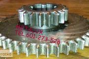 Zdjęcie do ogłoszenia: Koło zębate tokarka TUG-40, wałek tokarka TUG-40 tel.601273528