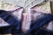 Zdjęcie do ogłoszenia: chusta robiona na szydełku-duża