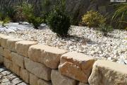 Zdjęcie do ogłoszenia: Kamień na skalniak grilla murki mur wzmocnienie skarpy ogrodowy do ogrodu