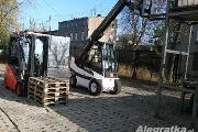 Zdjęcie do ogłoszenia: Szkolenia operatorów wózków widłowych Sieradz, egzamin UDT.