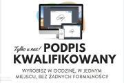 Zdjęcie do ogłoszenia: Paperless - sprzedaż e-podpisów Kraków. Wybierz pakiet dla siebie. Podpis elektroniczny w kilka godzin!