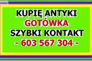 Zdjęcie do ogłoszenia: KUPIĘ ANTYKI / STAROCIE / DZIEŁA SZTUKI ---- S k u p u j ę ~ A n t y k i ---- płacę Gotówką - ZADZWOŃ!