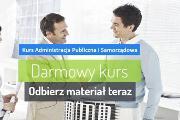 Zdjęcie do ogłoszenia: Administracja publiczna i samorządowa / darmowe poradniki