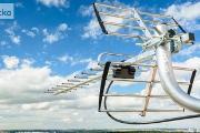 Zdjęcie do ogłoszenia: Montaż Serwis Naprawa Instalacja Ustawienie Anteny Satelitarnej Grzymałków