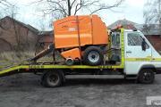 Zdjęcie do ogłoszenia: transport pras rolujących belar belarek belownic 510-034-399 Parysów