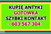 Zdjęcie do ogłoszenia: KUPIĘ ANTYKI / STAROCIE / DZIEŁA SZTUKI – Przed i Powojenne różności - 603 567 304 - zadzwoń - GOTÓWKA!