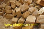 Zdjęcie do ogłoszenia: Kamień piaskowiec kopalnia piaskowca ogrodowy budowlany murowy łupek